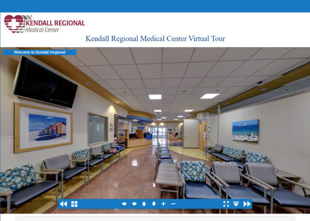Kendall Regional Medical Center Virtual Tour