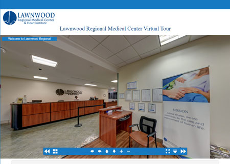 Lawnwood Regional Medical Center Virtual Tour