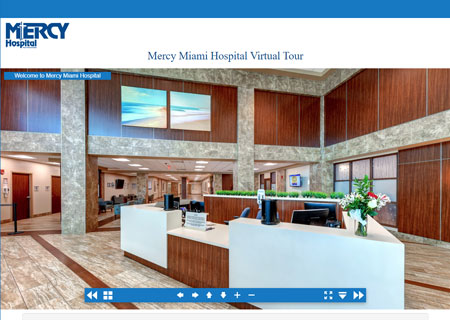 Mercy Hospital - Miami Virtual Tour