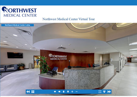 Northwest Medical Center Virtual Tour