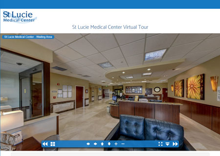 St Lucie Medical Center Virtual Tour