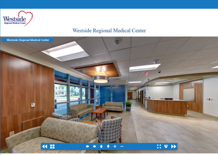 Westside Regional Medical Center Virtual Tour